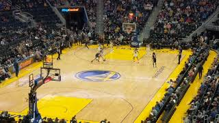 Gobert dunk from Connelly