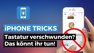 iPhone Tastatur verschwunden? iOS 8 Problem | iPhone-Tricks.de