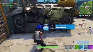 Fortnite Battle Royale-solo