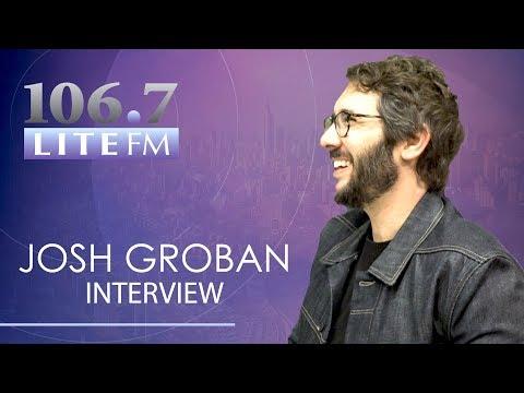Lite FM Mornings - Josh Groban Talks His Radio City Residency