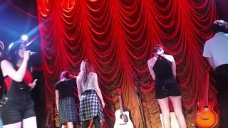 "Cimorelli- ""Christina's Speech/ Worth The Fight"" live (Philadelphia, PA 5/25/16)"
