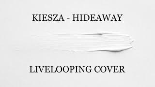 Gambar cover Kiesza - Hideaway (Live looping cover by Nastya Maslova)