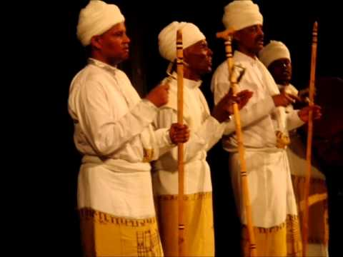 Saint Yared Choir, Debtera from Ethiopia, Live in Cologne, Sacred Music, Liturgy, Part II