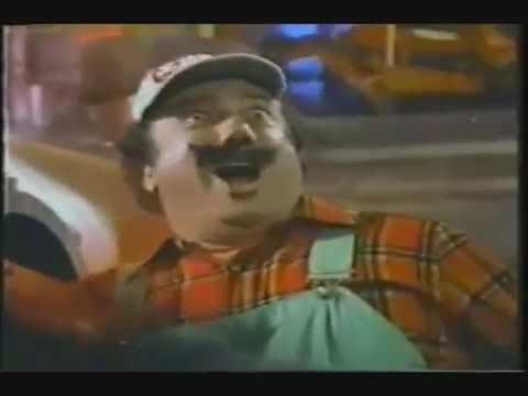 Mario Bros Atari 5200 Commercial