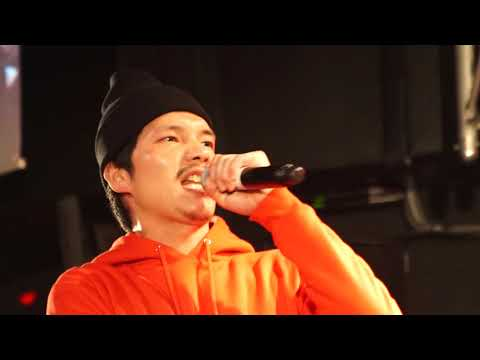 FRANKENvsD96 (延長)/戦極MCBATTLE ROYALE 2017(10/22)