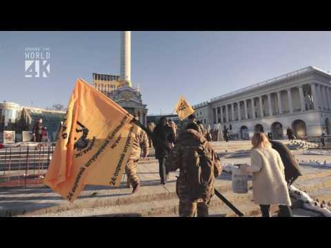 Київ / Киев / Kiev (Ukraine) in 4K Ultra HD