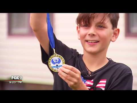 9-year-old Minnesota Boy Accidentally Wins 10K Race After Taking Wrong Turn In 5K Race