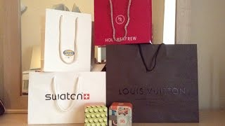 Fall Fashion Accessory Haul 2014 (Louis Vuitton, Christian Louboutin, and more..) Thumbnail
