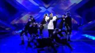Edita Abdieski - I've Come To Life (X-Factor Final Show)