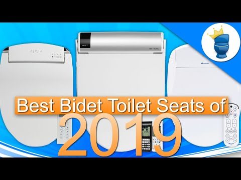 6 Best Bidet Toilet Seats Of 2019 Bidetking Com