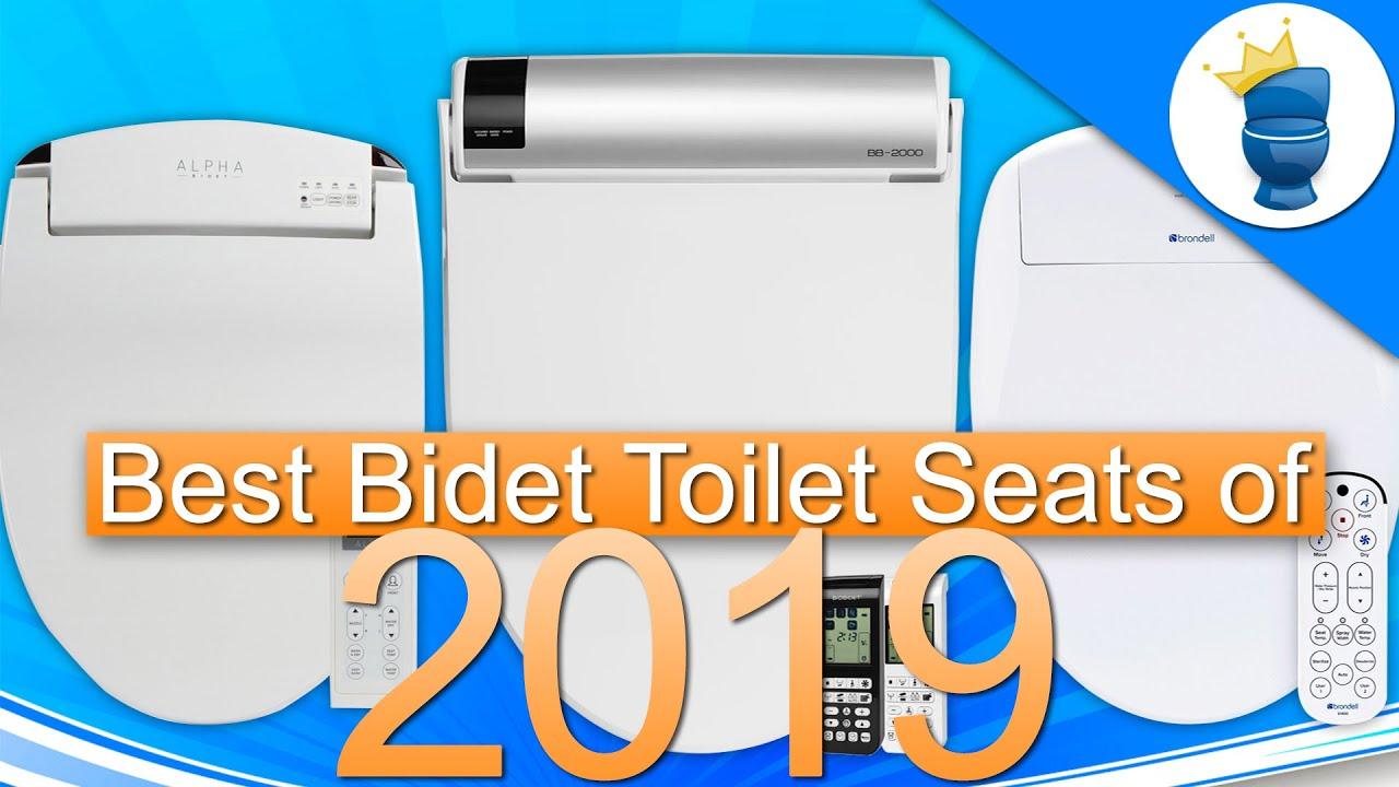 6 Best Bidet Toilet Seats Updated 2020 Video Reviews Comparisons