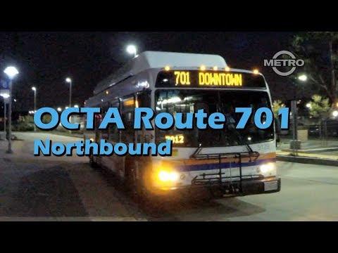 tmn-|-transit---octa-route-701-huntington-beach-to-los-angeles-(northbound)-full-ride