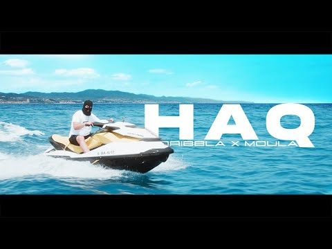 DRiBBLA x MOULA - HAQ ► (prod. by ICEBERG - Official Video)