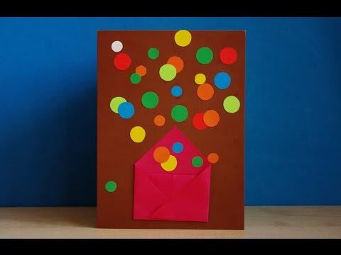Видео-открытка папе на день рождения.