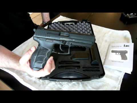 Review: Heckler & Koch (HK) P30L 9mm Autopistol