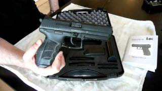 review heckler koch hk p30l 9mm autopistol