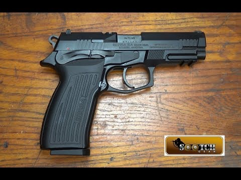 New Bersa TPR 9 Pistol Review