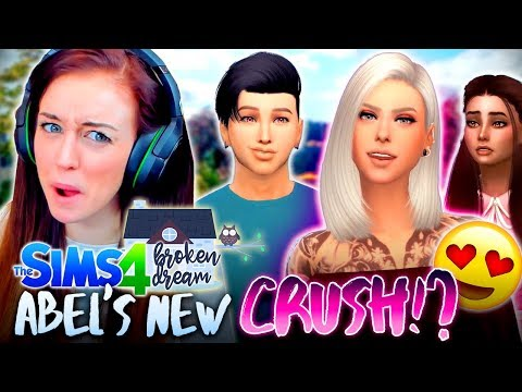 💕VILLAREAL MANSION RENOVATIONS + ABEL'S CRUSH!?💕 (The Sims 4 - BROKEN DREAM #16! 🏚)