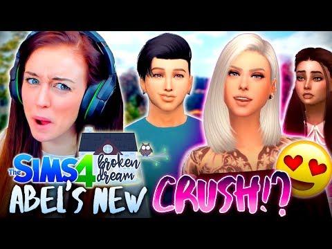 💕VILLAREAL MANSION RENOVATIONS + ABEL'S CRUSH!?💕 (The Sims 4 - BROKEN DREAM #16! 🏚)