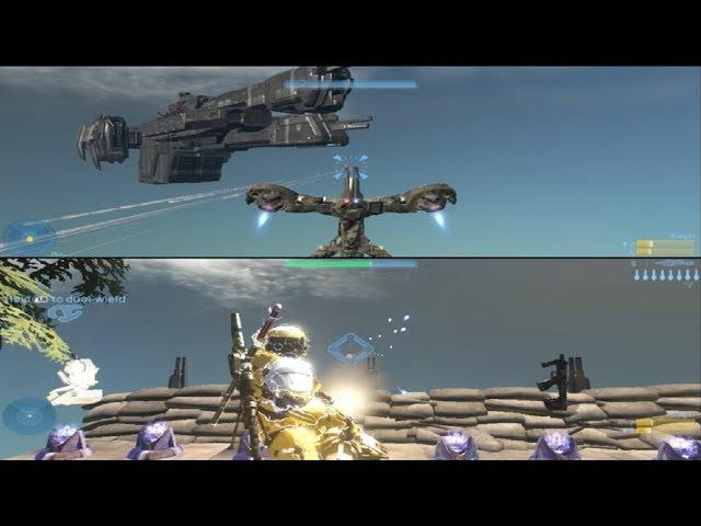 Halo 3 - WarfareTrap Mods (2) | Splitscreen Multiplayer