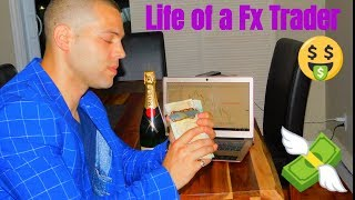 Lifestyle of a fx trader - Forex Day Trader Life 💻📈 | VLOG 18