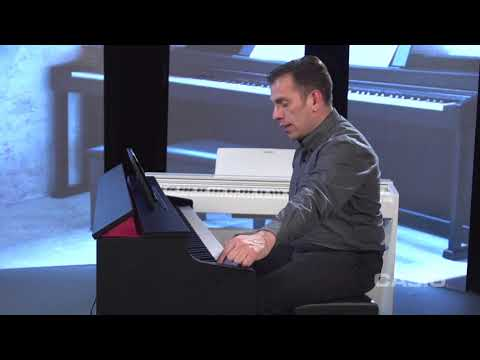 Casio AP-470 - Resonancia y Efectos con Chordana Play