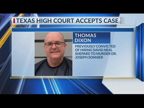 Texas High Court Will Take Up Dr. Dixon Capital Murder Case From Lubbock