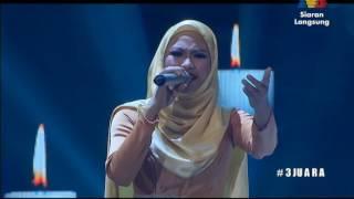 Download Video 3 Juara | Salma & Hady | Minggu 7 | Balada 3GP MP4 FLV