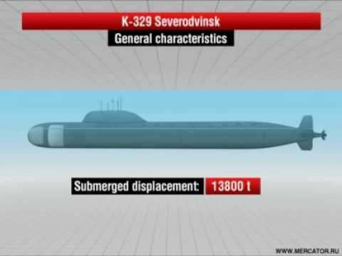 15.06.2010 K-329 Severodvinsk