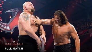 FULL MATCH - Big Show vs. The Great Khali: Backlash 2008