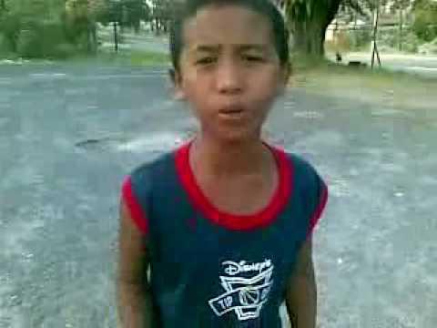 Pinoy Aeta Singing RnB song