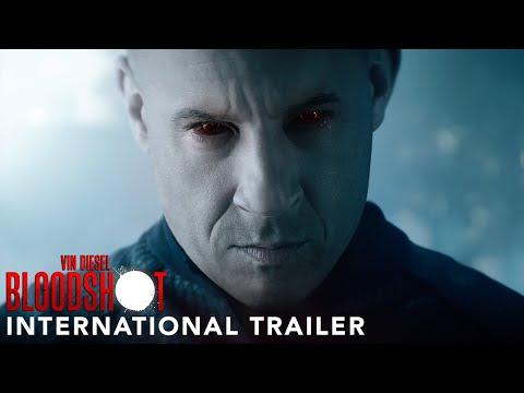 Vin Diesel Is Out for Revenge in New International 'Bloodshot' Trailer