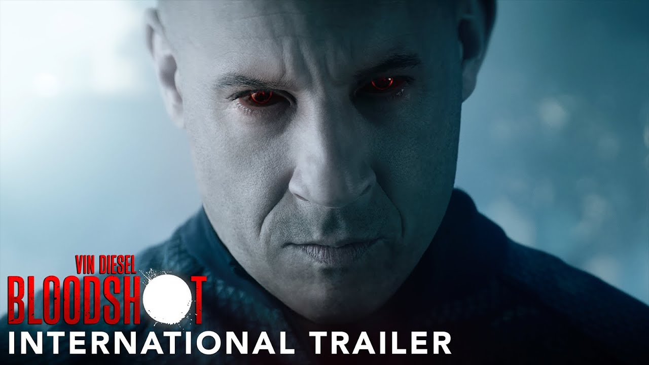 BLOODSHOT – International Trailer #2