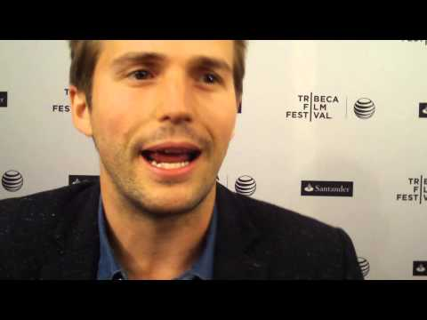 Michael StahlDavid at 'In Your Eyes' world premiere, Tribeca Film Festival, 4202014