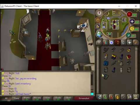[RSPS] DelusionPs Myterybox Opening! || Crazy Loot!!