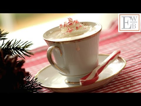 Beth's Peppermint Hot Chocolate Recipe | ENTERTAINING WITH BETH