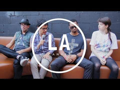 An Interview with Bosnian Rainbows | LA CANVAS TV