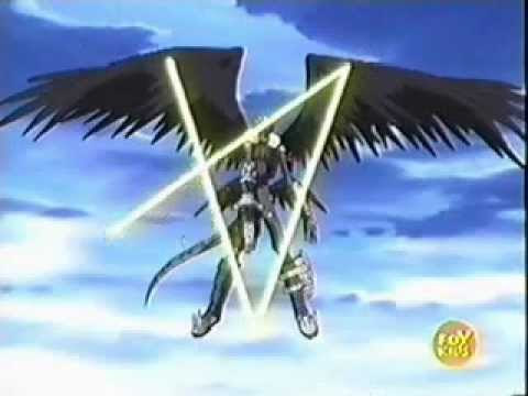 Beelzemons Corona Destroyer from Digimon Tamers