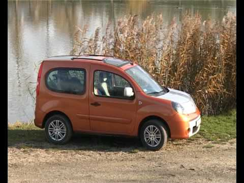renault kangoo be bop 1 5 dci test ok youtube. Black Bedroom Furniture Sets. Home Design Ideas