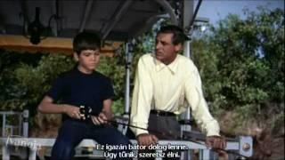 Cary Grant - Houseboat (1958) HUN SUB részlet