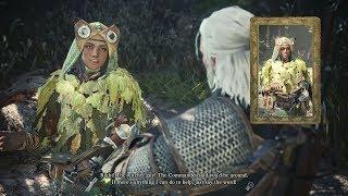 Monster Hunter World X Witcher 3 Event: Geralt Bangs The Huntress