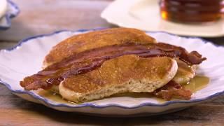 Bacon Pancakes | Southern Living