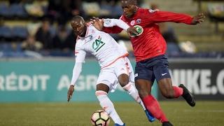Video Gol Pertandingan FC Lorient Bretagne Sud vs Dijon FCO