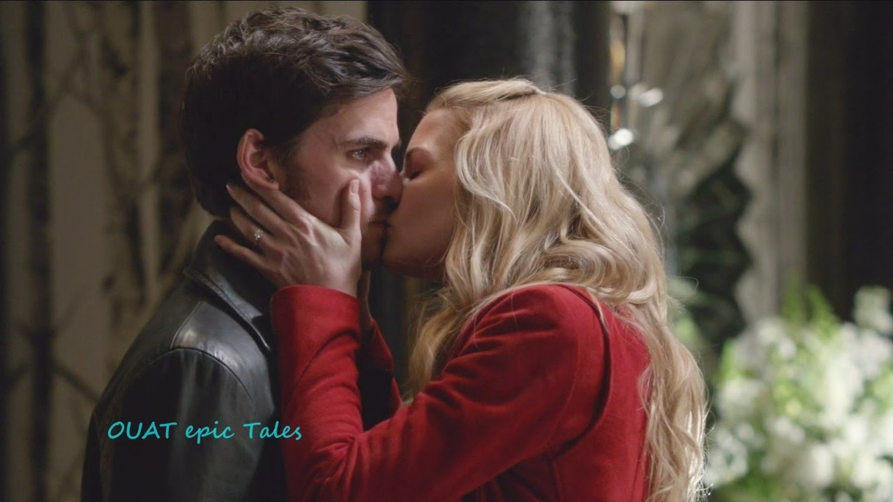 Emma/Hook's relationship in Season ....