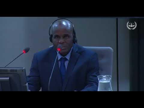 CPI 30 Août 2017 procès L.GBAGBO 1ERE PARTIE