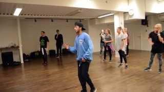 Amir Ashoor   Elijah Blake - I Just Wanna   Class Footage