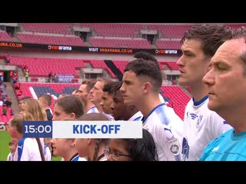 Behind The Scenes | Promotion Final at Wembley
