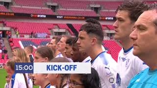 Behind The Scenes   Promotion Final at Wembley