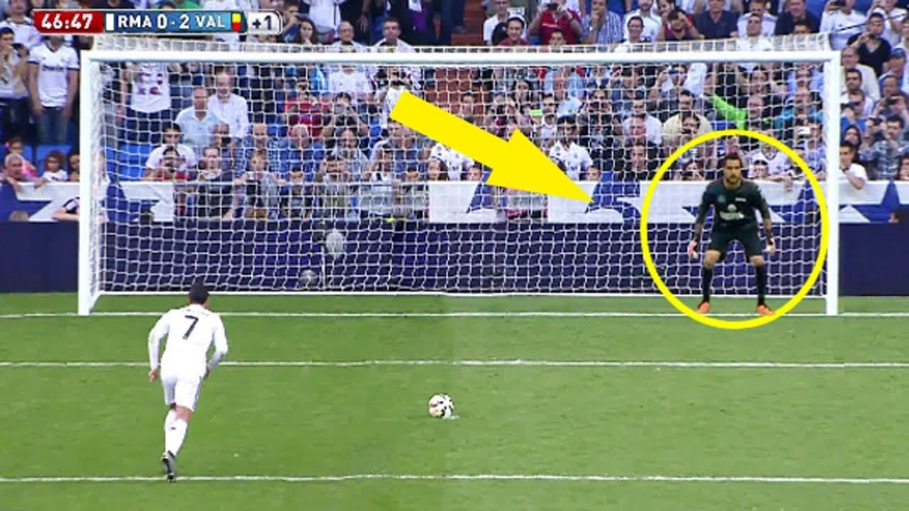 20 Penales Más Graciosos del Fútbol ● Funny Penalty Kicks in Football