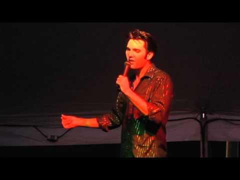 Cody Slaughter Elvis Sings 'Pocketful Of Rainbows' Elvis Week 2011